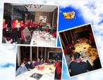 Sunhot Metal Manufacturing Hold birthday party for staff